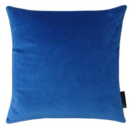 393 Kussen velours royal blue 5210 45x45