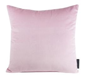 """211 Kussen Velours """"Blushing Pink 2088""""  60x60"""