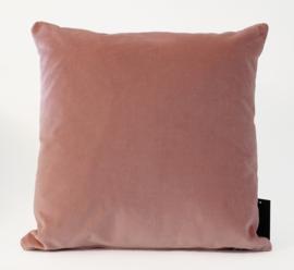 """036 Kussen velours deluxe """"Frozen Pink"""""""