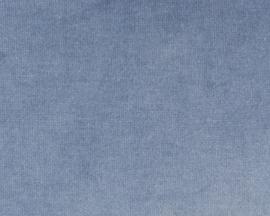 335 Kussen velours Old Blue 45x45