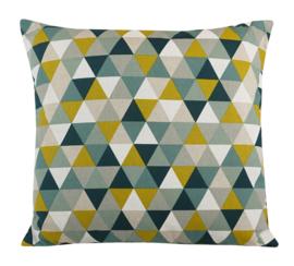 217 Kussen Geometric Tiles 50x50