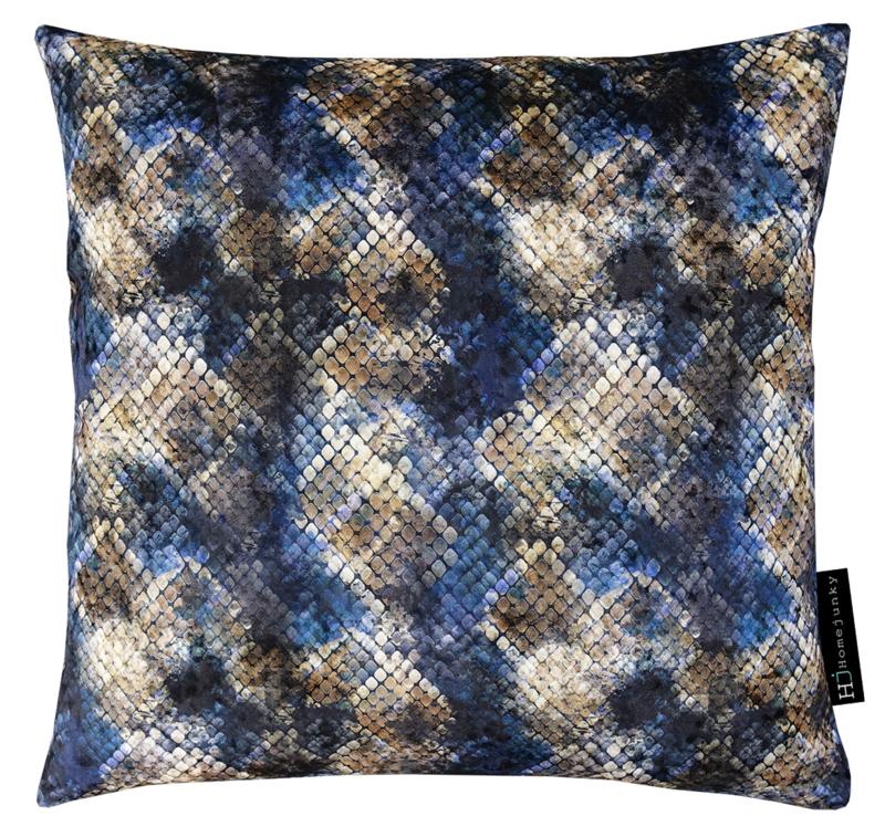 273 IV Blue Snake 45x45