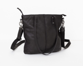 Bag2Bag Schoudertas Rome Black