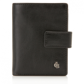 C&B  Mini Wallet RFID 10cc Nova Black