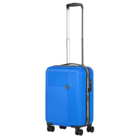 CarryOn Trolley Connect 55 Blue