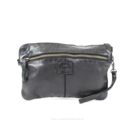 Bear Design Schoudertas/Clutch Dori Black