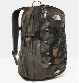 "The North Face Rugtas Borealis Classic 15"" Burnt Olive Green Woods Camo"