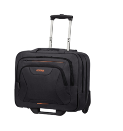 "American Tourister Werktas 15.6"" Black/Orange"