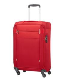 Samsonite Handbagage CitybeatSpinner Red