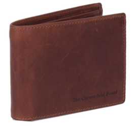 Chesterfield Portemonnee Marvin RFID 9 cards Cognac