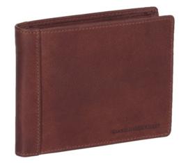 Chesterfield Portemonnee Alvina RFID 8 cards Cognac