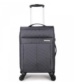 Decent D-Upright Handbagage Koffer 55cm Grijs
