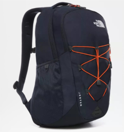 "The North Face Rugtas Jester 15""  Urban Navy/Persian Orange"