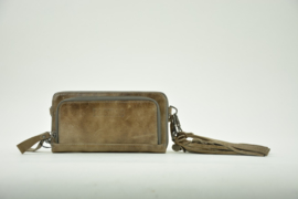 Bag2Bag Wallet/Clutch Tennessee Grey