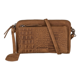 Burkely About Ally Mini Bag Cognac