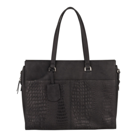 """Burkely About Ally Workbag 15.6"""" Black"""