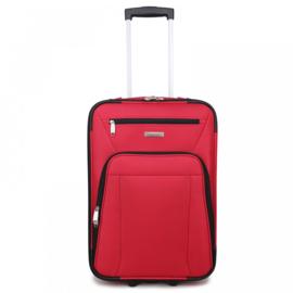 Decent Basic Line Handbagage Red