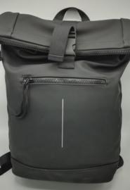 New Rebels Backpack  Soft Rol Mart Black