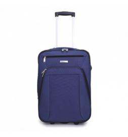 Decent Basic Line Handbagage Blue