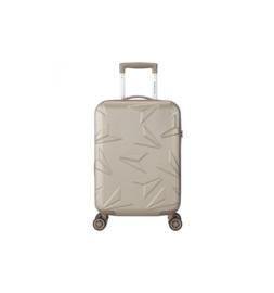 Decent  ABS Spinner Handbagage Q-Luxx Champagne