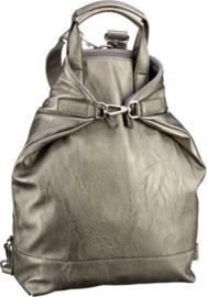"""Jost  Merritt  3in1  XChange Bag S 15""""  Silver"""