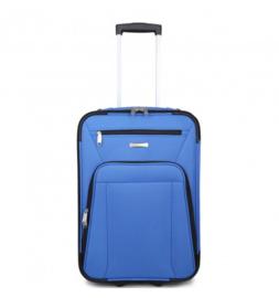 Decent Basic Line Handbagage Cobalt Blue