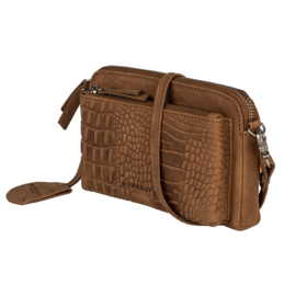Burkely Mini Bag About Ally Cognac