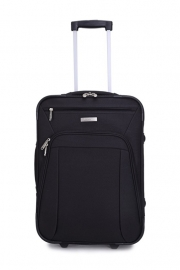 Decent Basic Line Trolley Medium Black