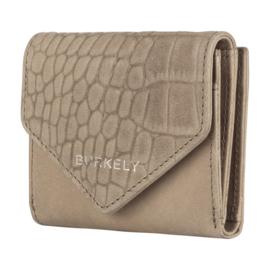 Burkely Wallet Croco Cody S Grey
