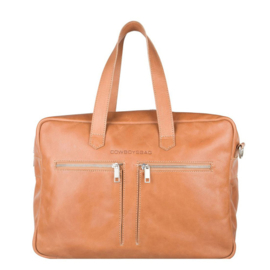 "Cowboysbag Bag Kyle Camel 15"""
