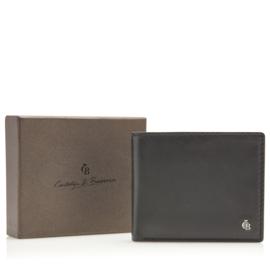 C&B Billfold Giftbox Zwart