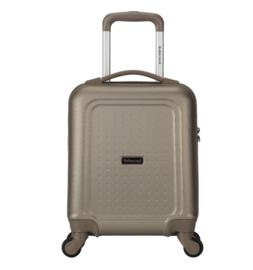 Decent ABS Maxi Air Handbagage Champagne