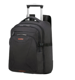 "American Tourister At Work Rugtas op wielen 15.6"" Black/Orange"