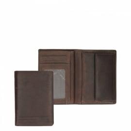 Chesterfield Portemonnee Siem RFID Brown