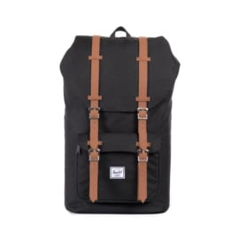 "Herschel Rugtas Little America 15"" Black/Tan"