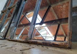Industriële Hangspiegel Roest | 74x37
