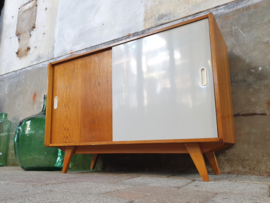 Jiroutek Design  Dressoir U452   Wit/Hout