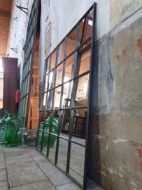 XL Industriële Spiegel R140x150