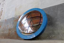 Industriële Fabrieksspiegel | Diameter 115cm
