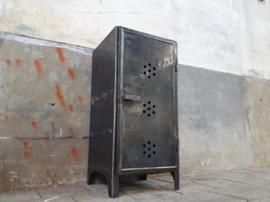 Industriële Stalen Locker | 103cm Hoog