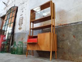 Vintage Roomdivider Barkast by Jirák II