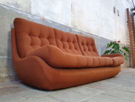 Jaren '70 Terracotta Bank