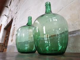 Groene Glazen Wijnvaas | Gistfles