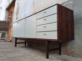 Jaren 70 Design Dressoir | Pallisander
