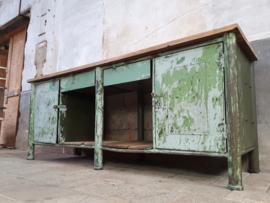 XL Groen Industriële Werkbank