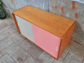 Jiroutek Design Dressoir Wit/Roze U-452