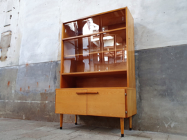Retro Highboard & Vitrine