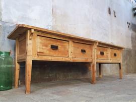 Antieke Houten Graantafel | Korenbeurs Groningen
