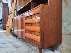 Design Highboard | Donker Fineer