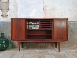 Design Palissander & Teak Sideboard   Denmark